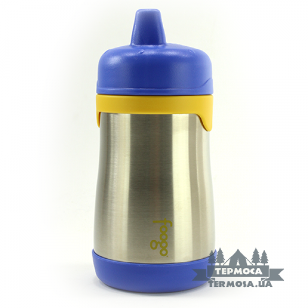 Термопоилка Thermos Foogo Hard Spout Sippy Cup 0,3L - Blue(127)