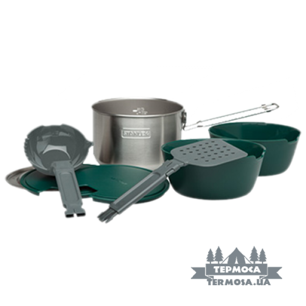 Набор для еды Stanley Adventure Prep&Cook Set 1,5L (285)