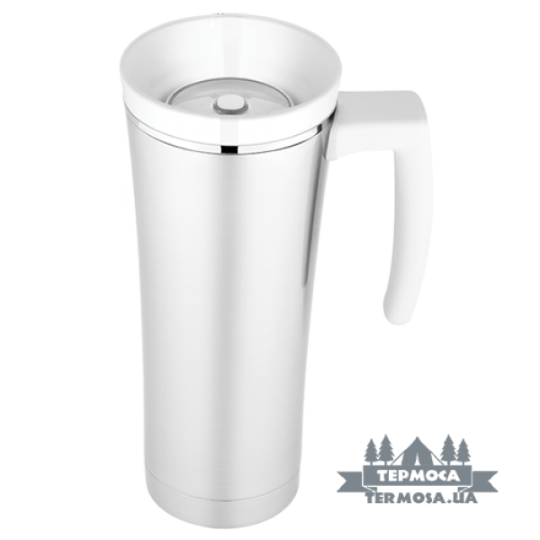 Термокружка Thermos Sipp Travel Mug 0,47L - White (063)