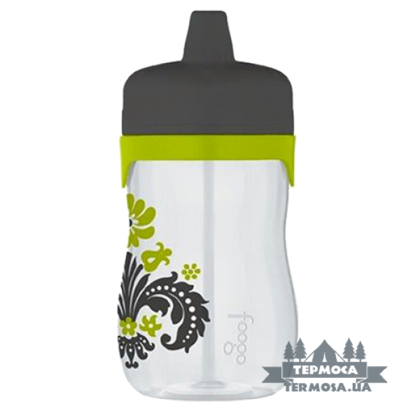 Бутылочка Thermos Foogo Plastic Hard Spout Sippy Cup 0,33L - Valencia (171)