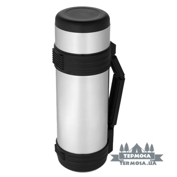 Термос Thermos Nissan Beverage Bottle with Folding Handle 1,8L (019)