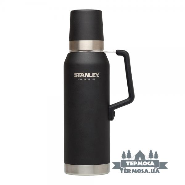 Термос Stanley Master Vacuum Bottle 1,3L - Black (308)