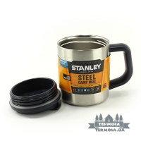 Термокружка Stanley Adventure Camp Mug 0,35L - Stainless (269)