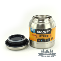 Термос для еды Stanley Adventure Food 0,29L - Stainless (298)