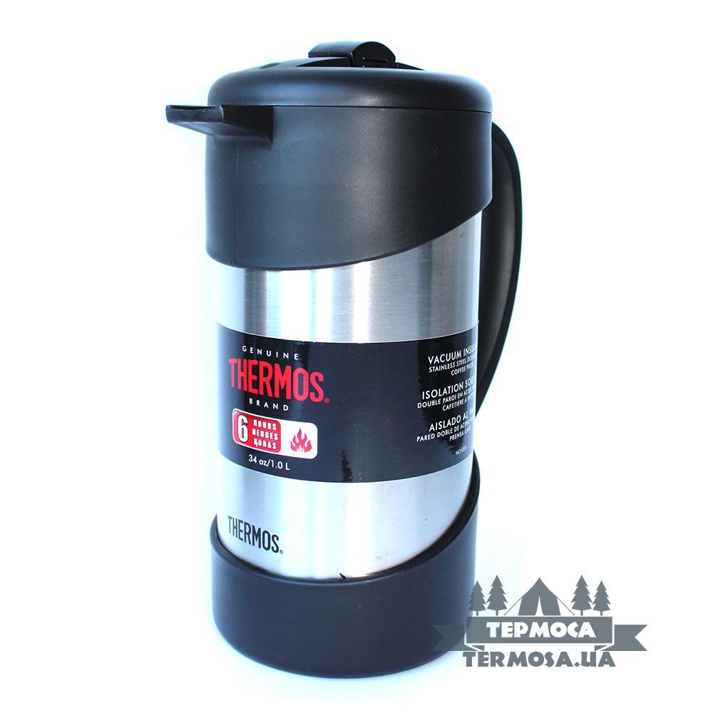 Термокофейник Thermos Nissan Vacuum Coffee Press 1L (045