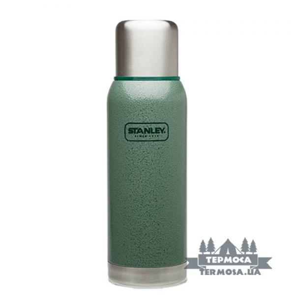 Термос Stanley Adventure Vacuum Bottle 1L - Hammertone Green (251)