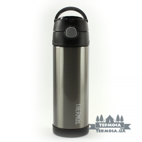 Термобутылка Thermos Charcoal Bottles 0,47L (140)