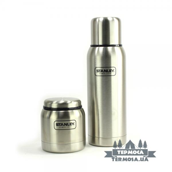 Набор Stanley Adventure Stainless -термос и пищ.термос (1018)