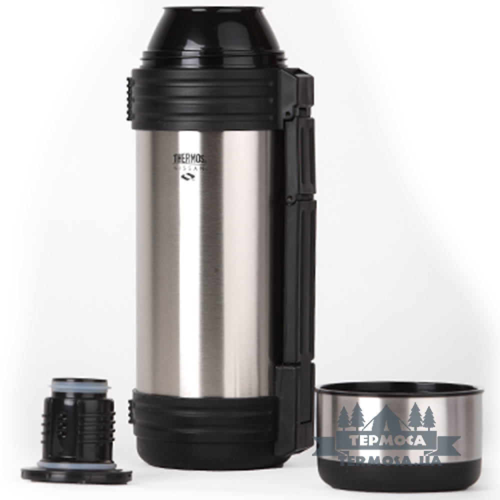 Термос Thermos Nissan Beverage Bottle With Folding Handle