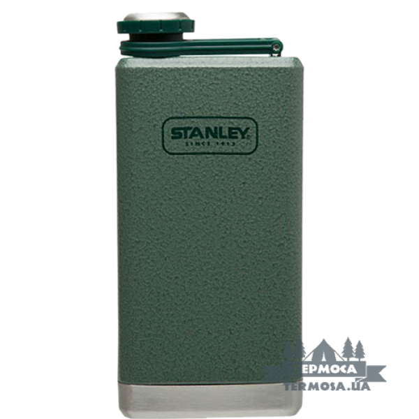 Фляга Stanley Adventure SS Flask 236 ml - Hammertone Green (265)