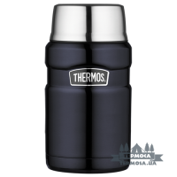 Термос для еды Thermos King Food 0,7L - Blue (011)
