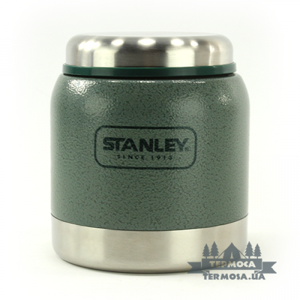 Термос для еды Stanley Adventure Food 0,29L - Hammertone Green (274)