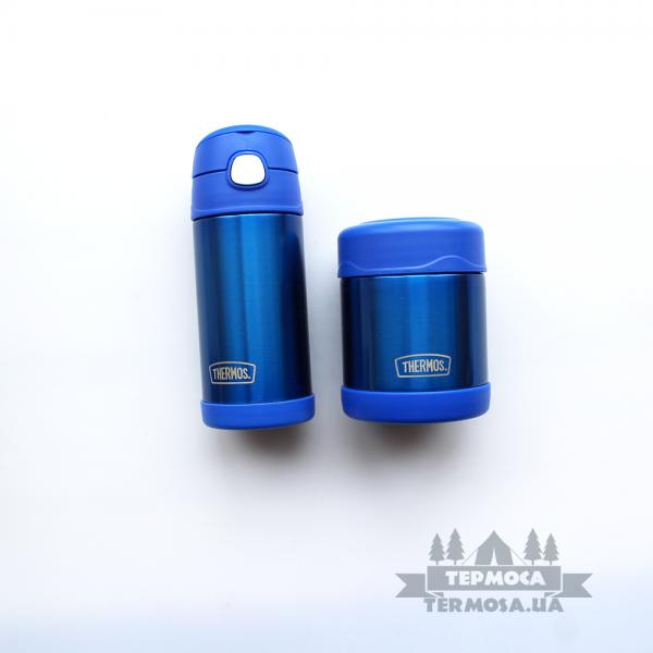 Набор Thermos FUNtainer Lunch set - Blue (194)