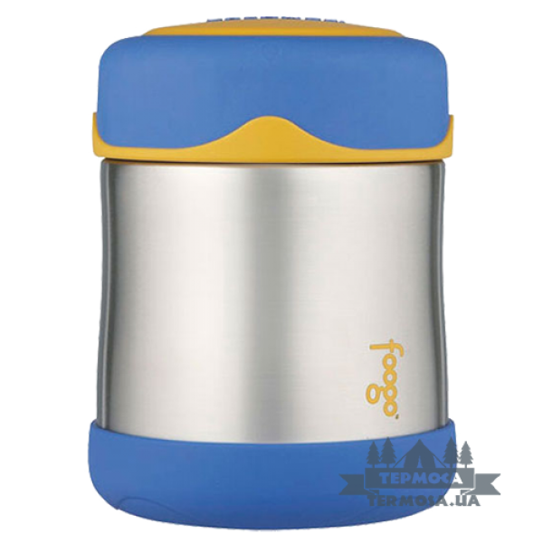 Пищевой термос Thermos Blue Foogo Food Jar 0,3L (101)