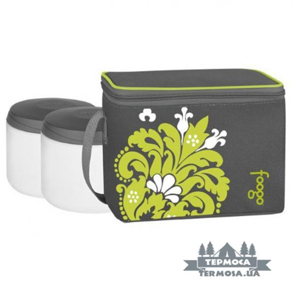 Ланч бэг Thermos Foogo 3 Bento Food - Gray (148)