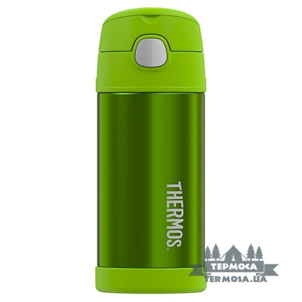 Термобутылка Thermos Bottle 0,35L - Lime Green (183)