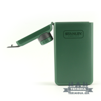 Фляга Stanley Adventure eCycle Flask 207ml – Green (301)