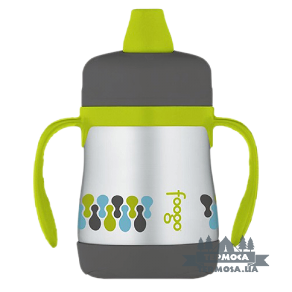 Термос-поилка Thermos Foogo Soft Spout Sippy Cup 0,2L - Tripoli (170)