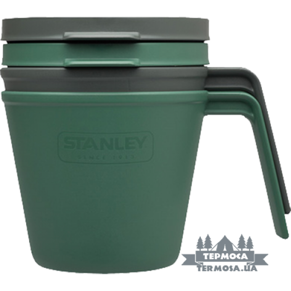 Набор кружек Stanley Adventure Infinite Mug/Bowl 0,47L - Green (289)