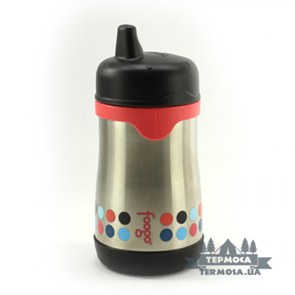 Термопоилка Thermos Poppy Patch Foogo Hard Spout Sippy Cup 0,3L (158)