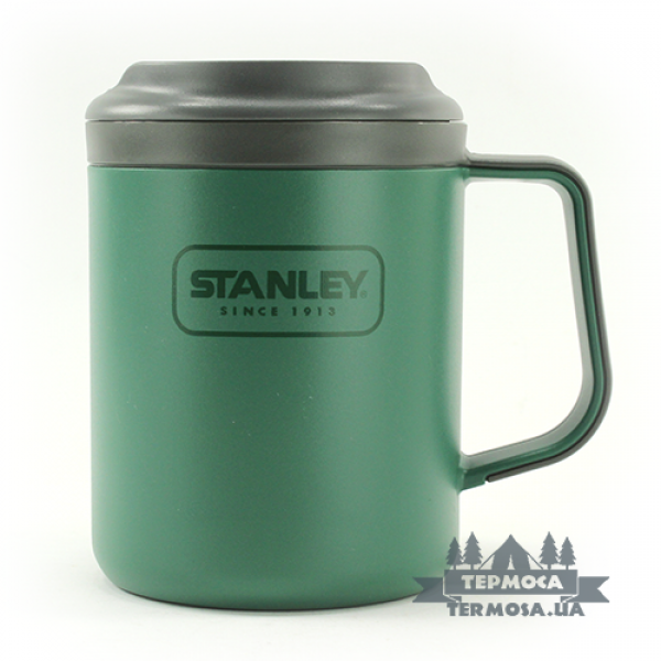 Термокружка Stanley Adventure eCycle Camp Mug 0,47L - Green (279)