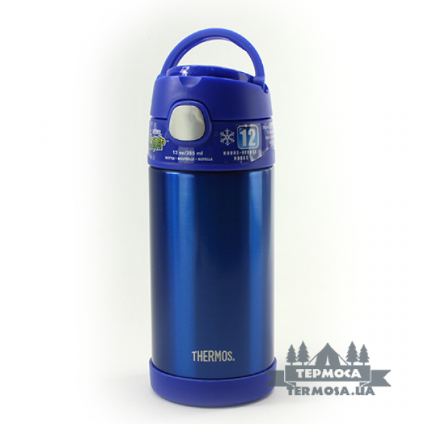 Термобутылка Thermos Bottles 0,35L - Blue (155)