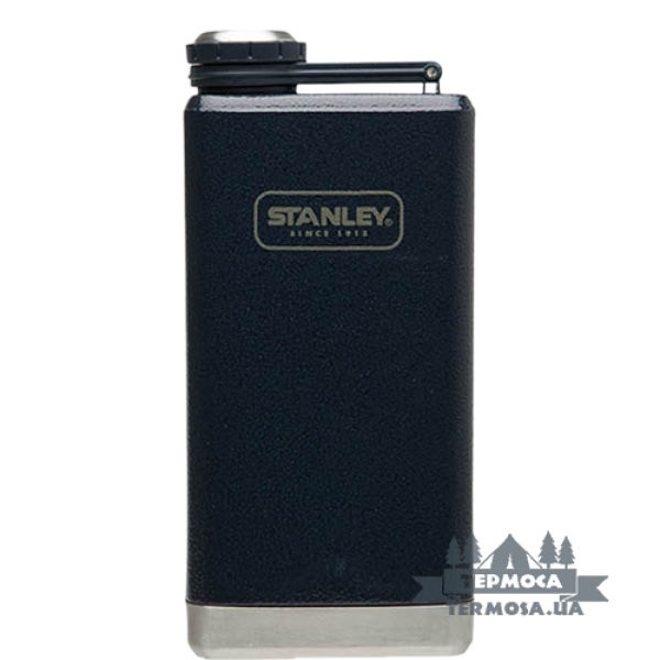 Фляга Stanley Adventure SS Flask 236ml - Hammertone Navy (263)