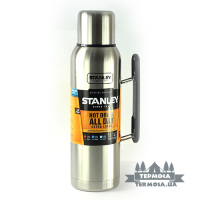Термос Stanley Adventure Vacuum Bottle 1,3L - Stainless (291)