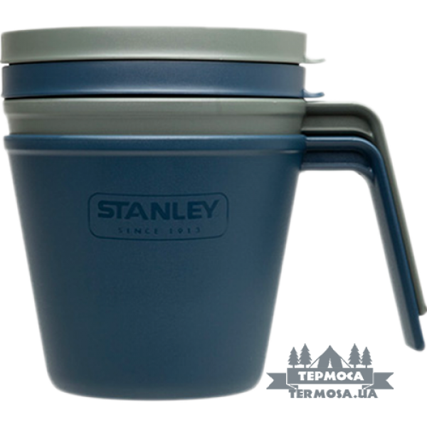 Набор кружек Stanley Adventure Infinite Mug/Bowl 0,47L - Navy (290)